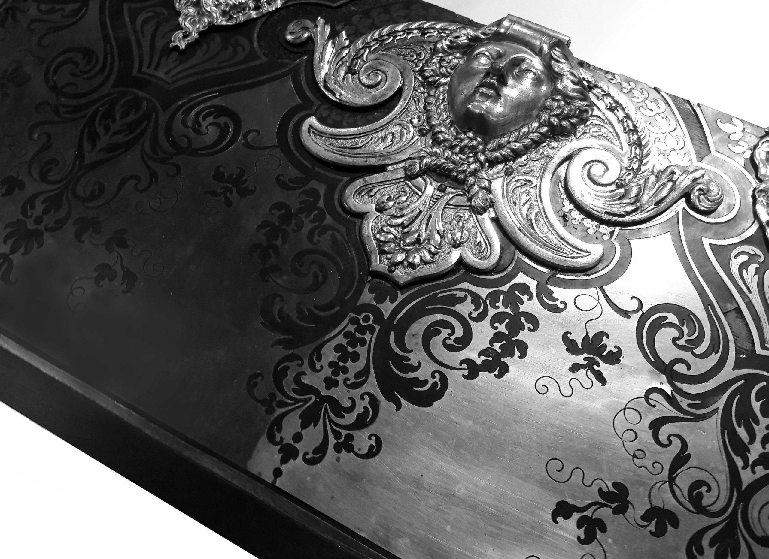 Conservation-restauration de mobilier et objets d'art